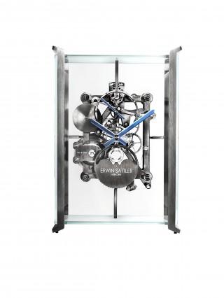 Reloj de mesa realizado por Audi design