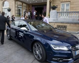 Audi en el Festival de Cine de San Sebastián