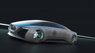 Harrison Ford conduce un Audi de ciencia ficción en su última película