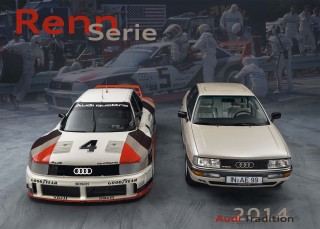 RaceSeries, el calendario Audi Tradition 2014
