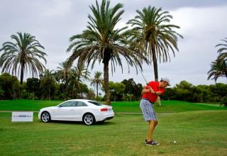 Audi Canal+ Tour de golf
