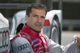 Marc Gené sustituye a Loïc Duval  en el Audi número 1 en Le Mans