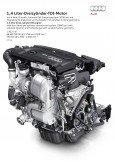 Nuevo motor Audi 1.4 TDI de Audi