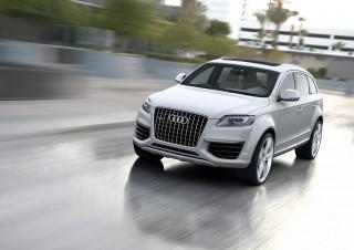 Los showcars de Audi con motor TDI