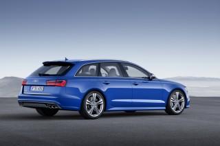 Nuevo Audi S6 Avant