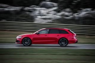 Nuevo Audi RS 6 Avant