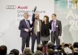 El equipo de Ciudad de México, ganador del Audi Urban Future Award 2014