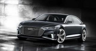 Audi prologue Avant concept car