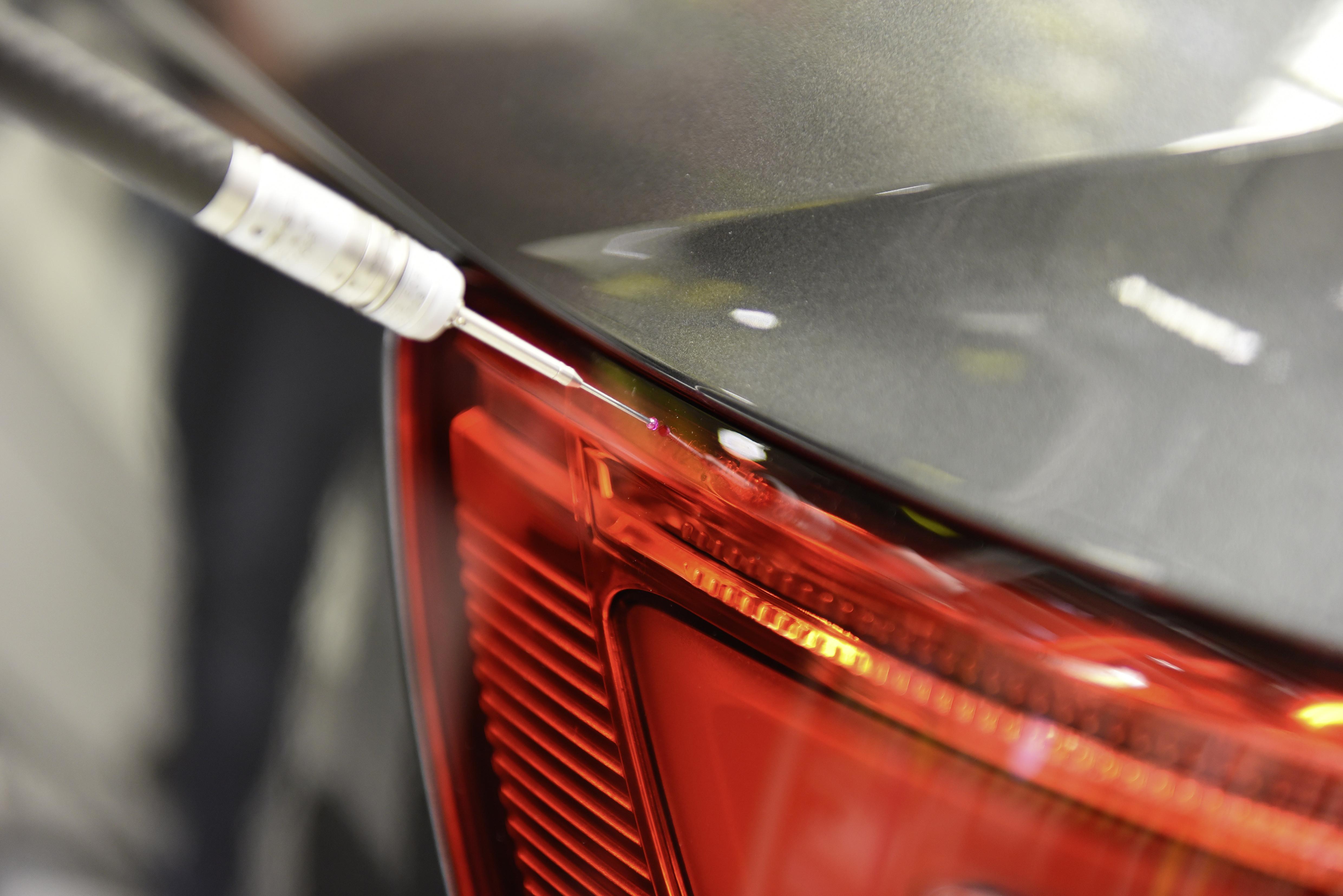 Quality Assurance â?? exterior master jig Audi A4