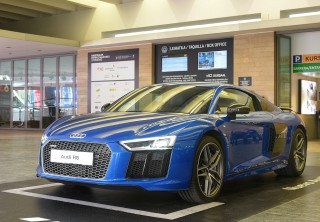 El nuevo Audi R8, protagonista en el Festival de Cine de San Sebastián