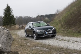 Audi A4 allroad quattro 2.0 TDI_8