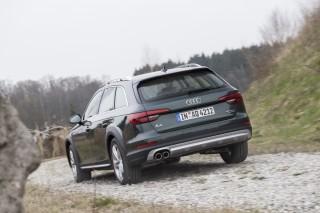 Audi A4 allroad quattro 2.0 TDI_9