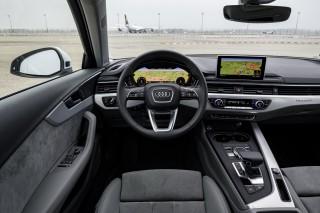 Audi A4 allroad quattro 2.0 TFSI_24