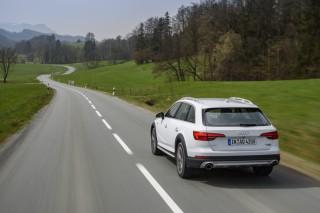 Audi A4 allroad quattro 2.0 TFSI_8
