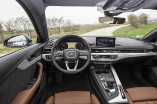 Audi A4 allroad quattro V6 TDI_19