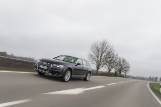 Audi A4 allroad quattro V6 TDI_5