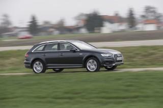 Audi A4 allroad quattro V6 TDI_7