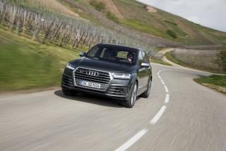 Inicio comercialiacion Audi SQ7