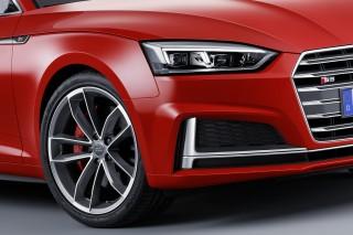 Audi S5 Coupé