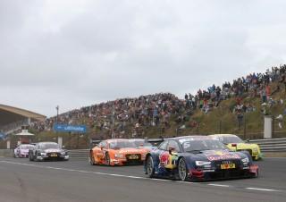 Motorsports / DTM 4. race Zandvoort