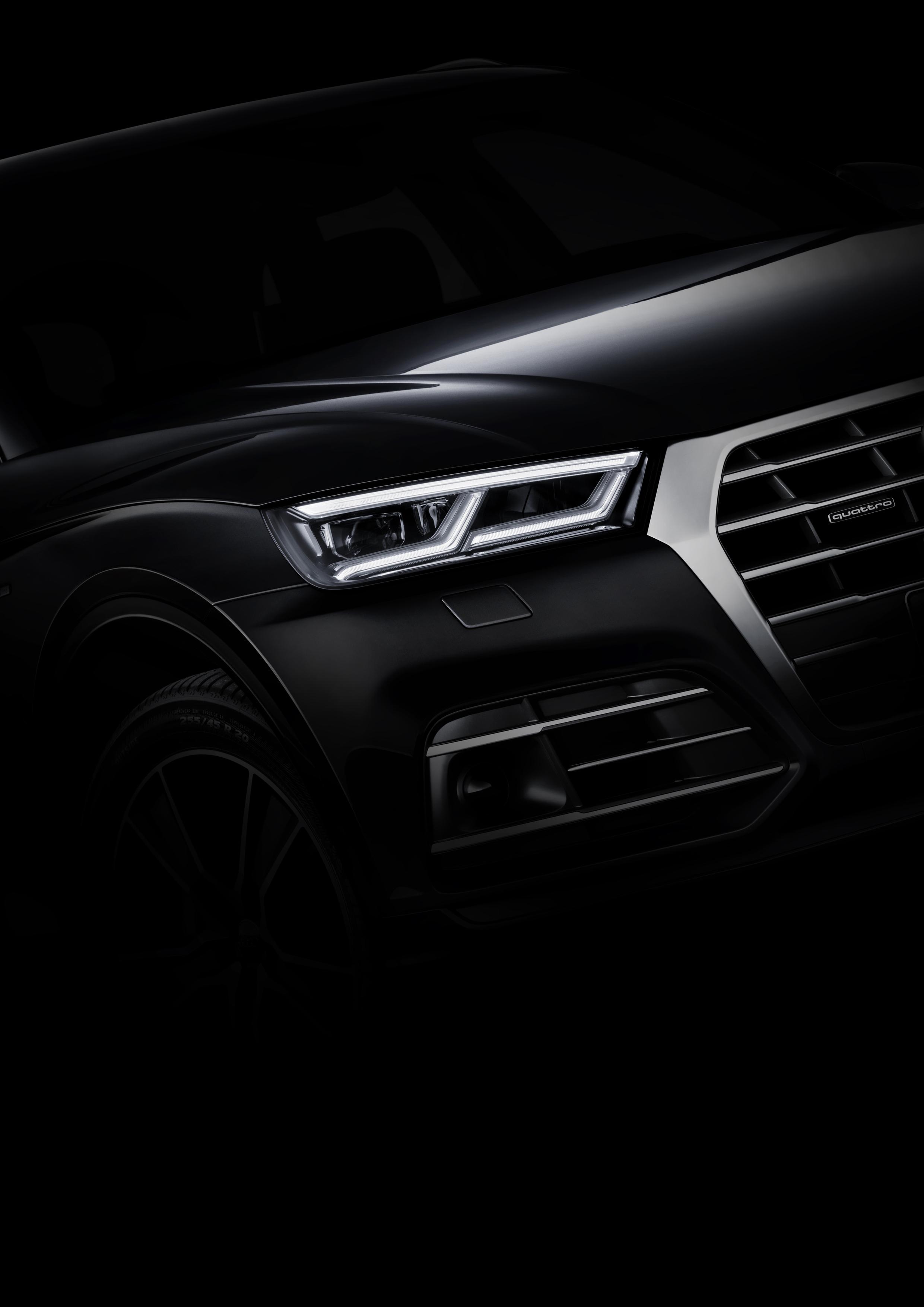 The new Audi Q5