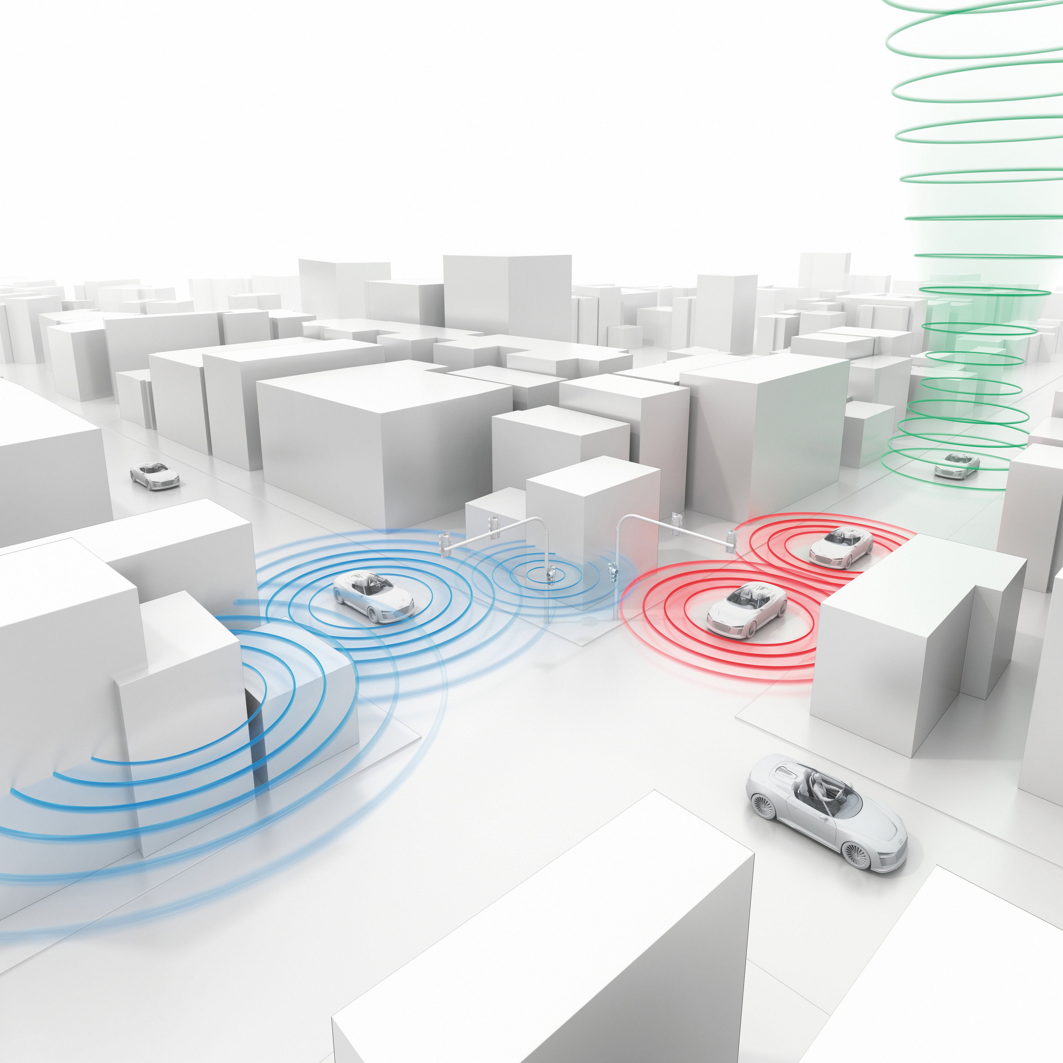 The future is HERE: Tomorrowâ??s mobility begins with real-time