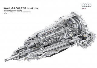 Audi A4 V6 TDI quattro