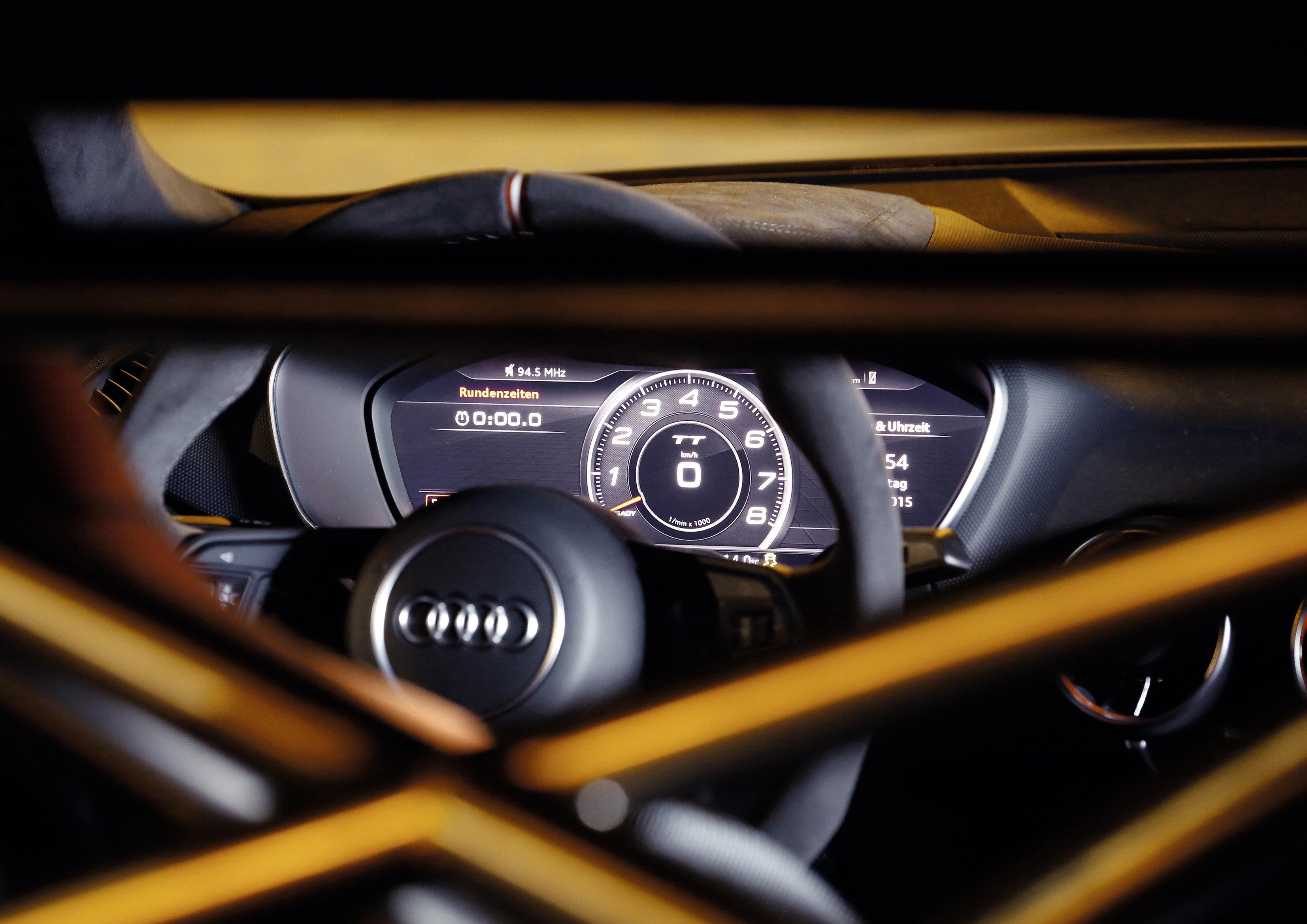 Encounter â?? The Audi Technology Magazine 2/2015