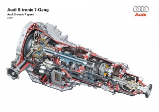 Audi S tronic 7 speed