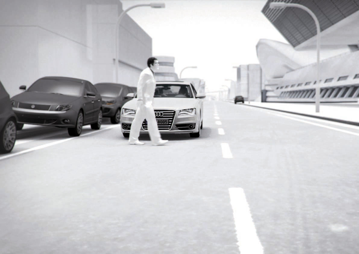 Encounter ? the Audi Technology Magazine 1/2012