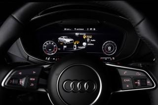 Sound taken to new dimensions in Audi TT