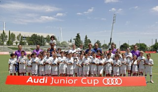 Audi Junior Cup Madrid 2017