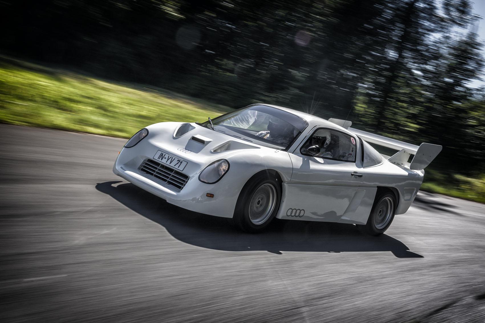 Audi Rallye Gruppe S
