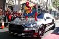 El nuevo Audi A8 en el estreno de Spider Man Homecoming