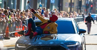 Spider-Man world premiere