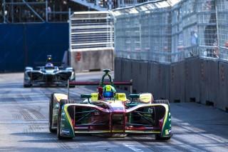 FIA Formula E, race 11/12 Montreal