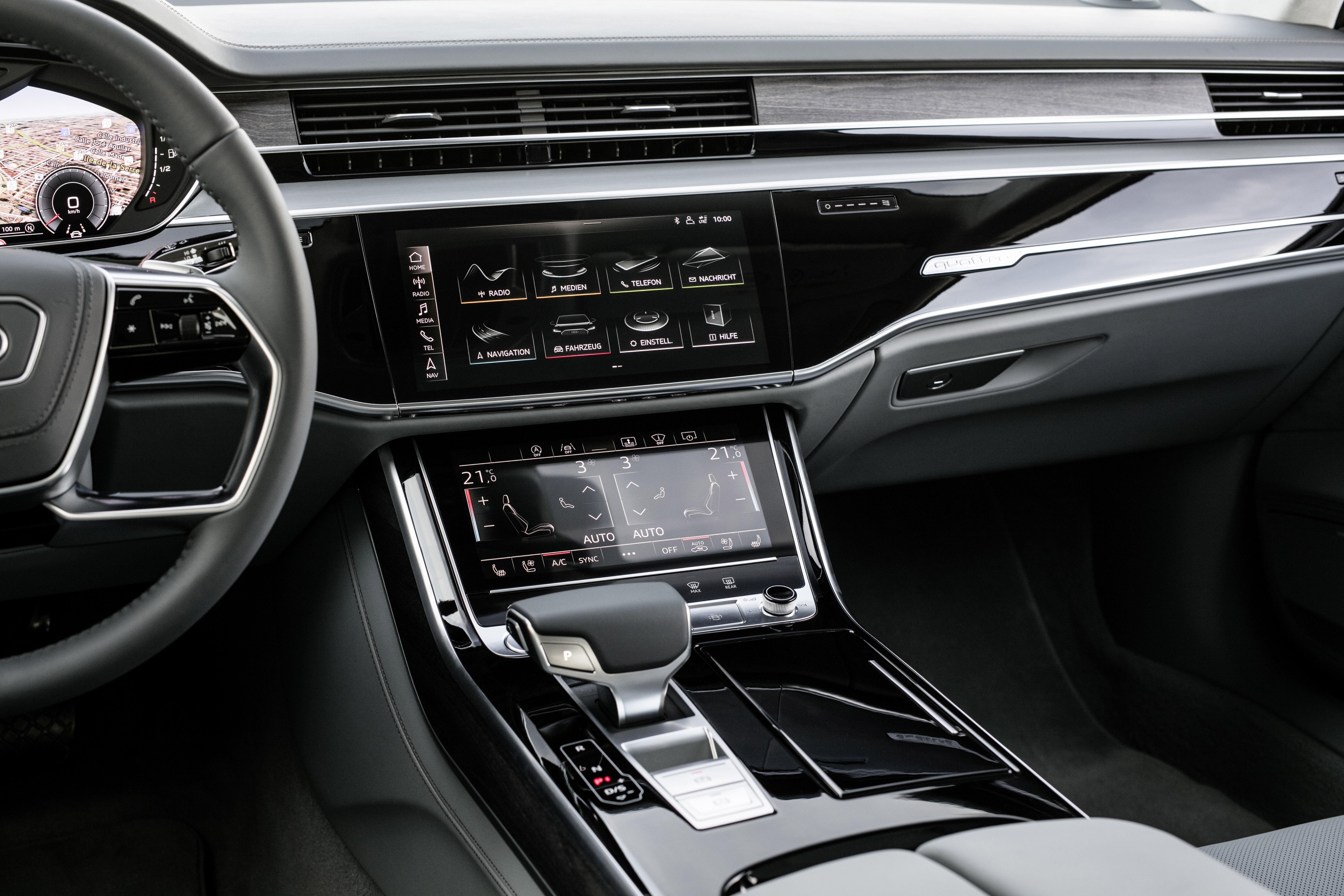 Audi A8 L 50 Tdi Quattro 36 Audi Mediaservices Espa 241 A
