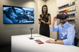Audi launches Virtual Reality technology in dealerships