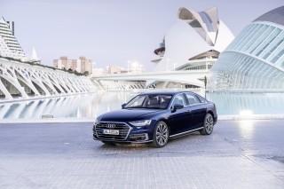 Dossier Audi A8