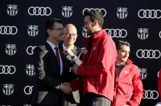 Entrega Audi FC Barcelona 2017_36