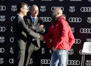 Entrega Audi FC Barcelona 2017_39