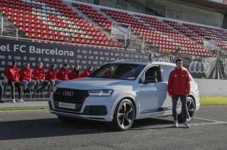 Entrega Audi FC Barcelona 2017_44