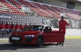 Entrega Audi FC Barcelona 2017_45
