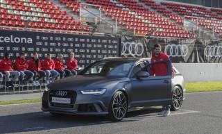 Entrega Audi FC Barcelona 2017_47