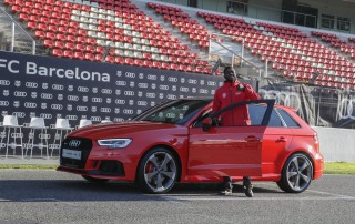 Entrega Audi FC Barcelona 2017_56