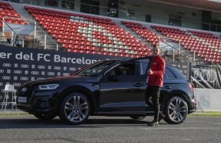 Entrega Audi FC Barcelona 2017_60