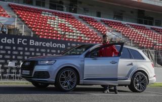 Entrega Audi FC Barcelona 2017_61