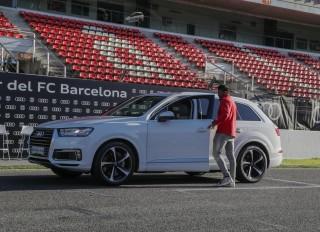 Entrega Audi FC Barcelona 2017_63
