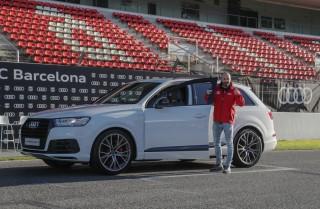 Entrega Audi FC Barcelona 2017_65