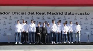 Entrega Audi RM Baloncesto